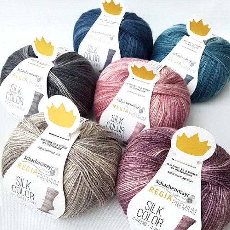 Premium Silk Color