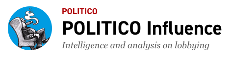 "Politico Influence - ""Inside the blockchain lobbying boomlet"""