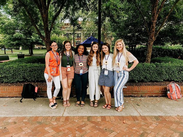 Legislative ladies 💋 We're officially half way through this week and I wish it would never end! #alavgs2019