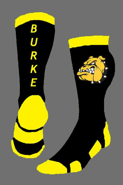 Omaha Burke NE HS Socks Black Gold White Royal Gold Black 10 27 17.jpg
