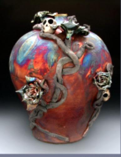 Kelly McLendon skull vase.png