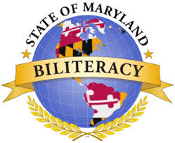 Maryland State Seal of Biliteracy.png
