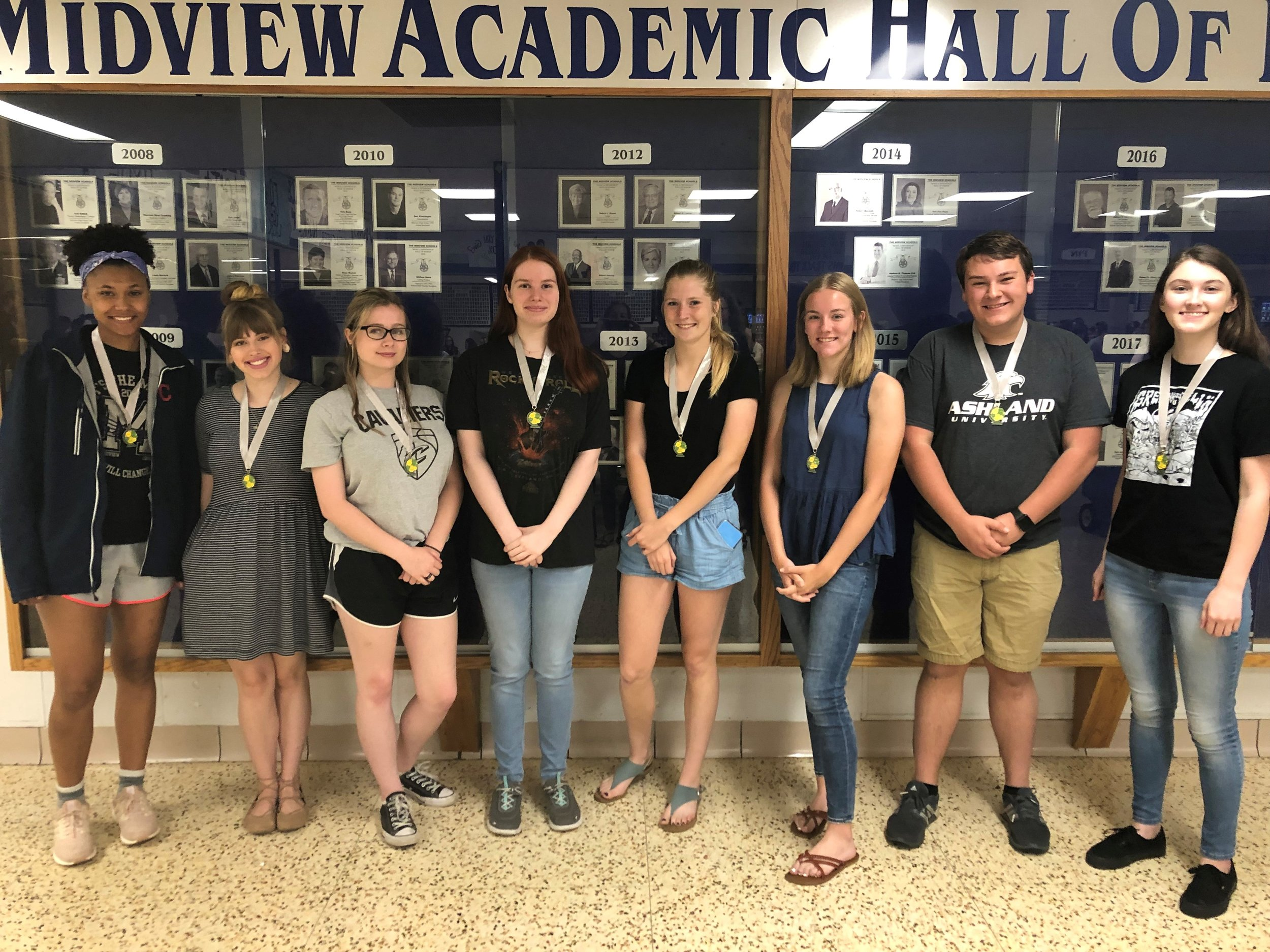 Midview High School, OH - May 2019