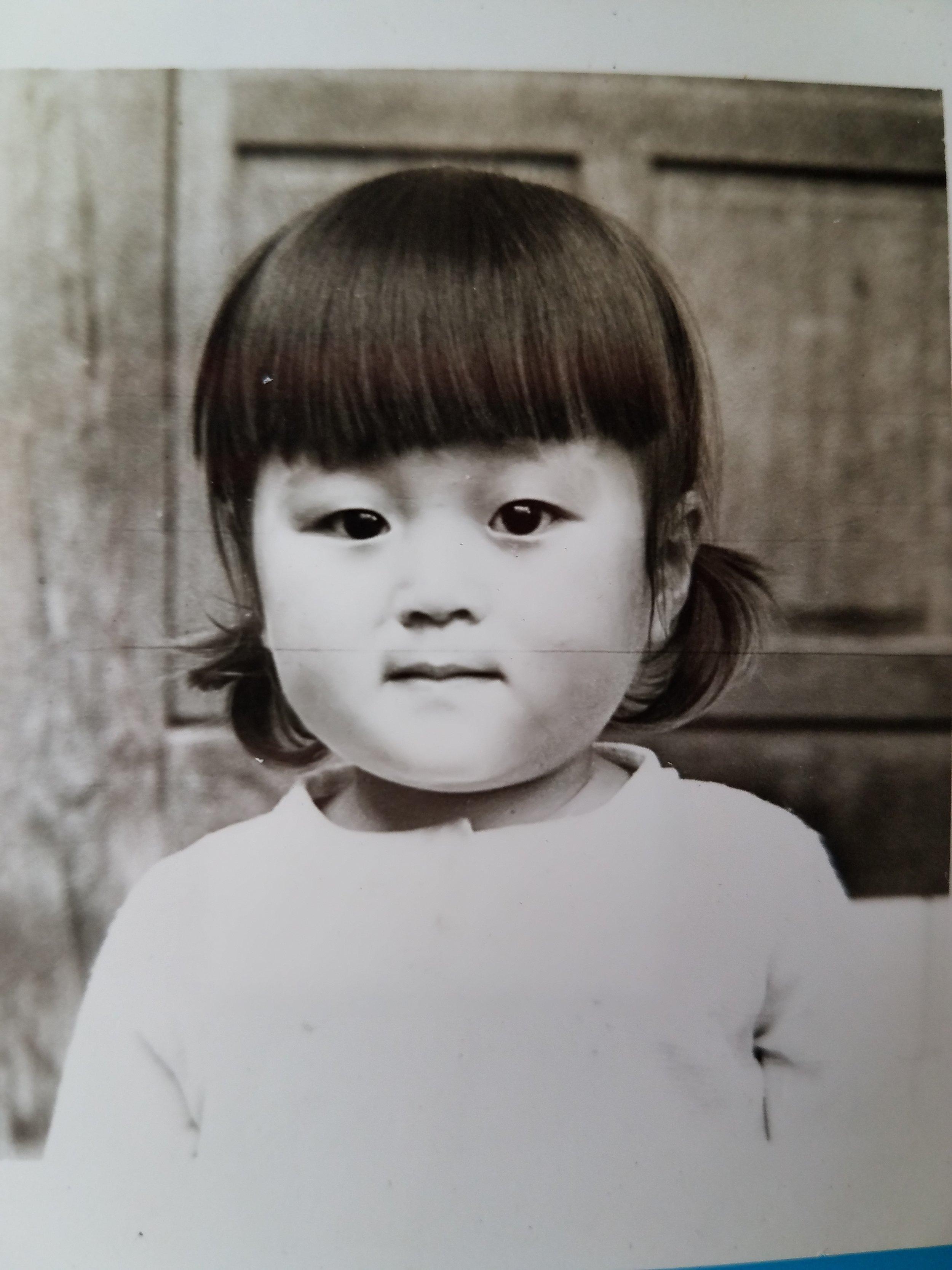 Amy Carr, Found May 1971, Daegu  (오영숙, 1971년 대구에서 발견)
