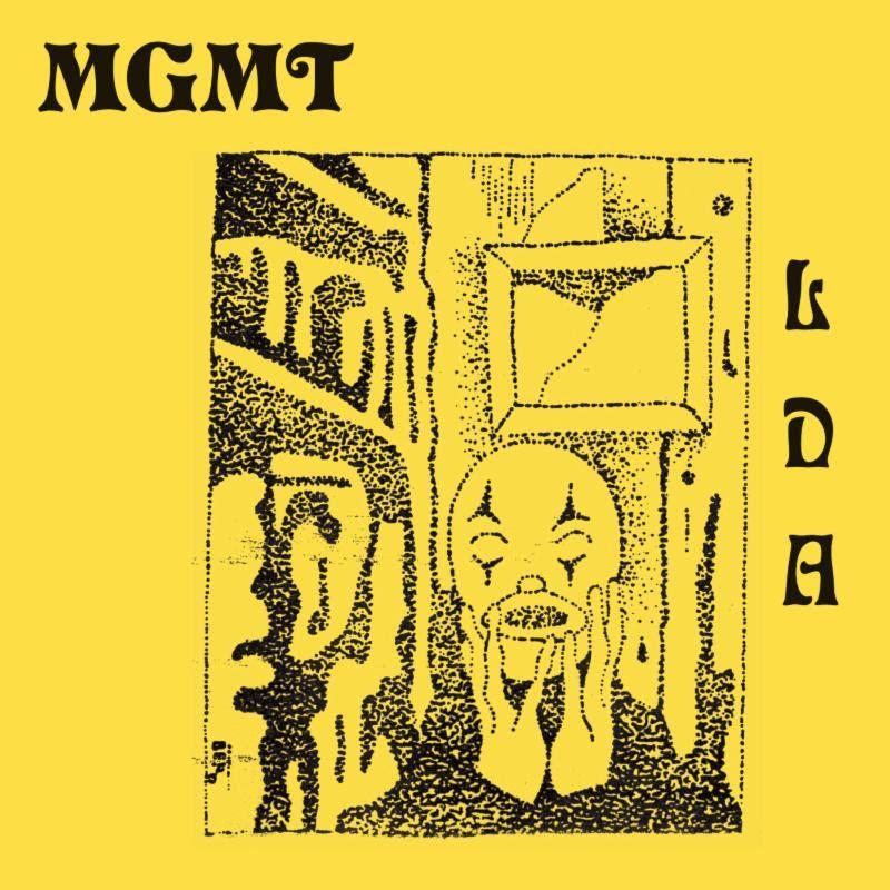 10. - Little Dark AgeBy MGMT