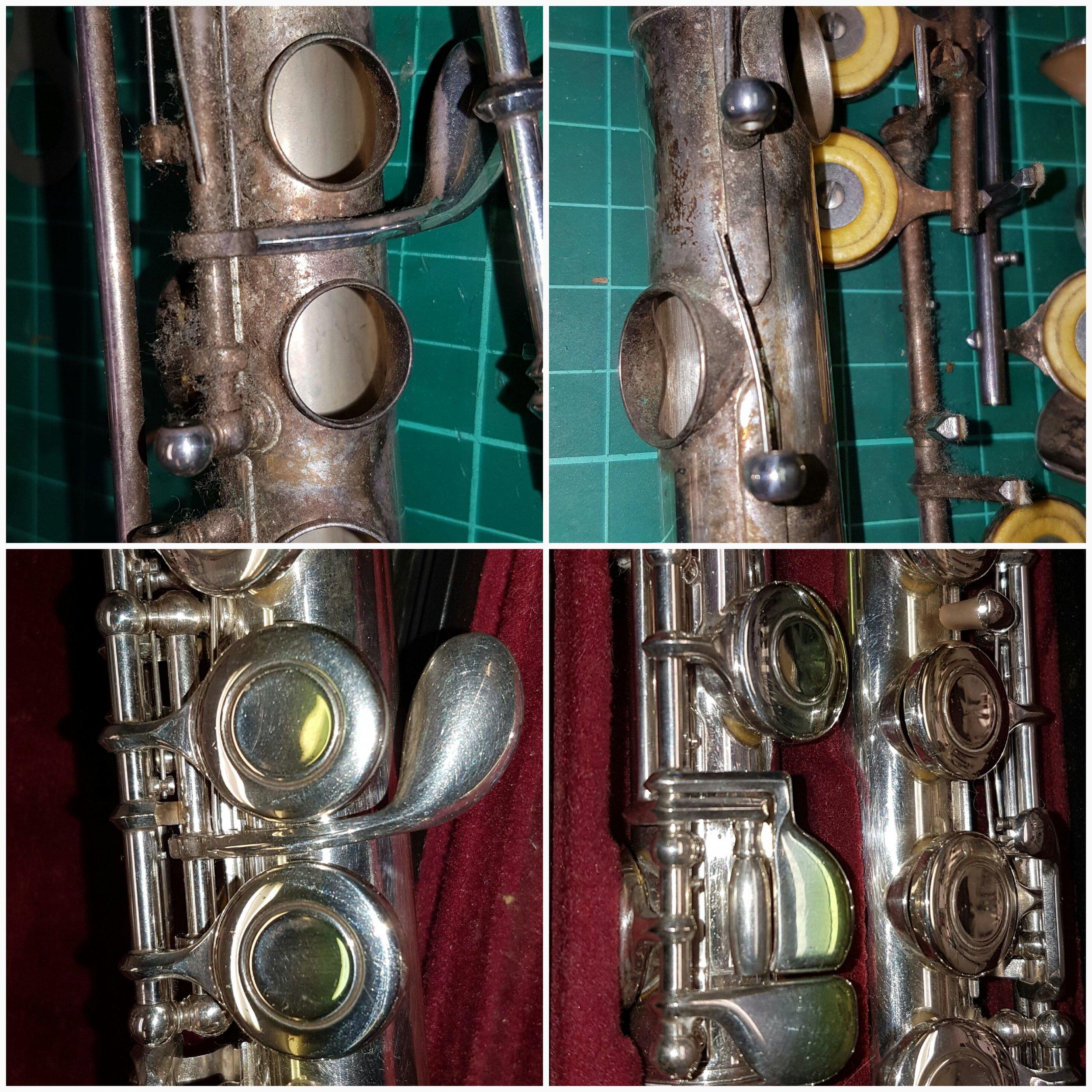 flute overhaul