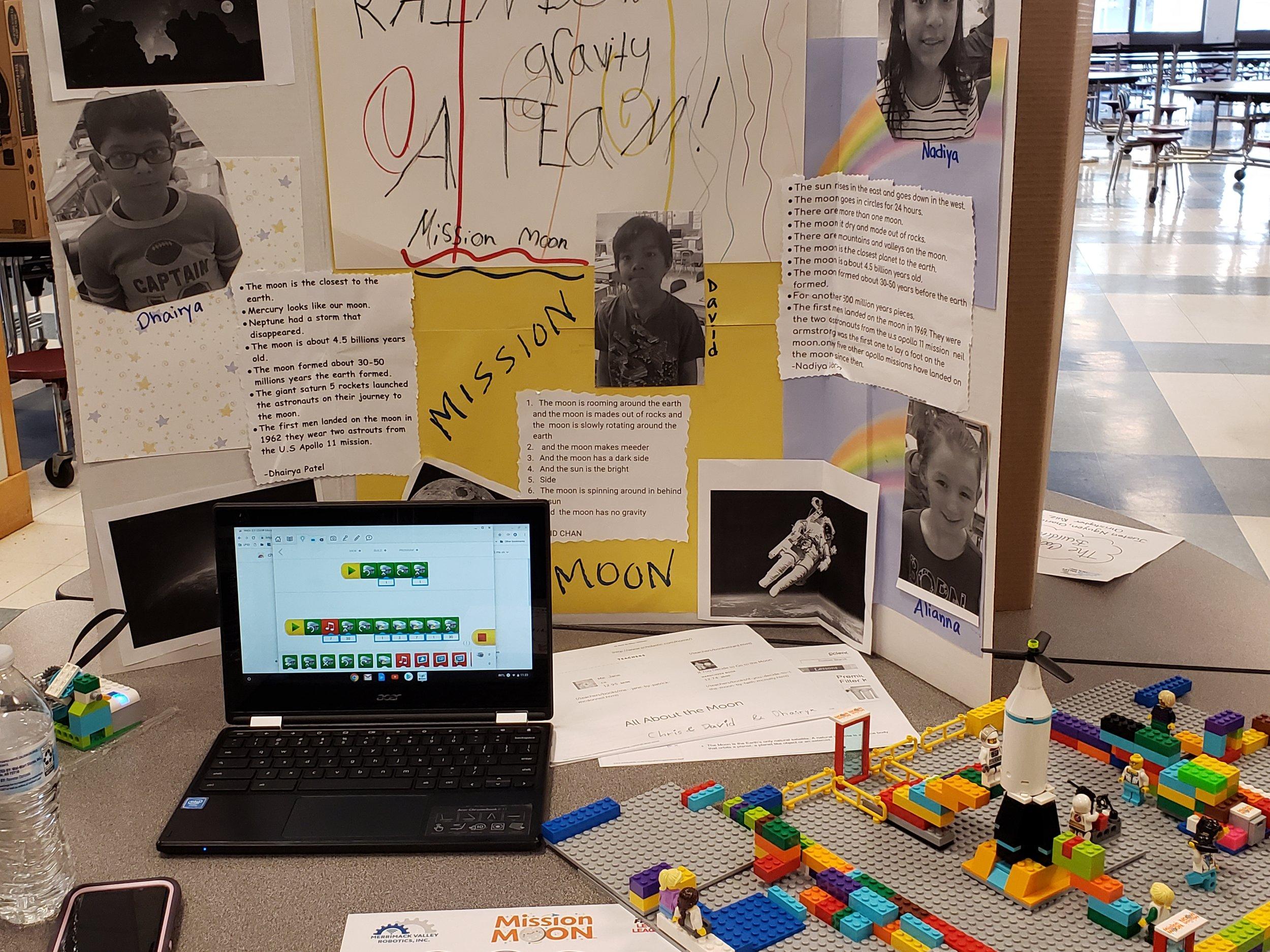 Photo courtesy of Andrea Regina, Abraham Lincoln School