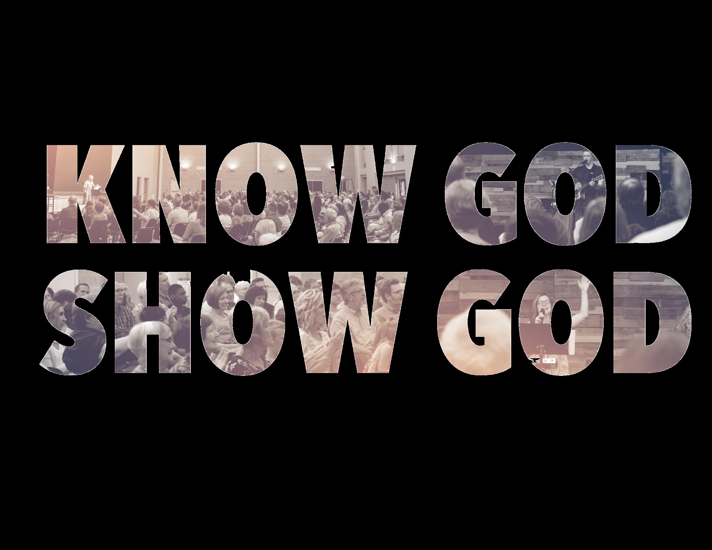 KnowGod_ShowGod.png