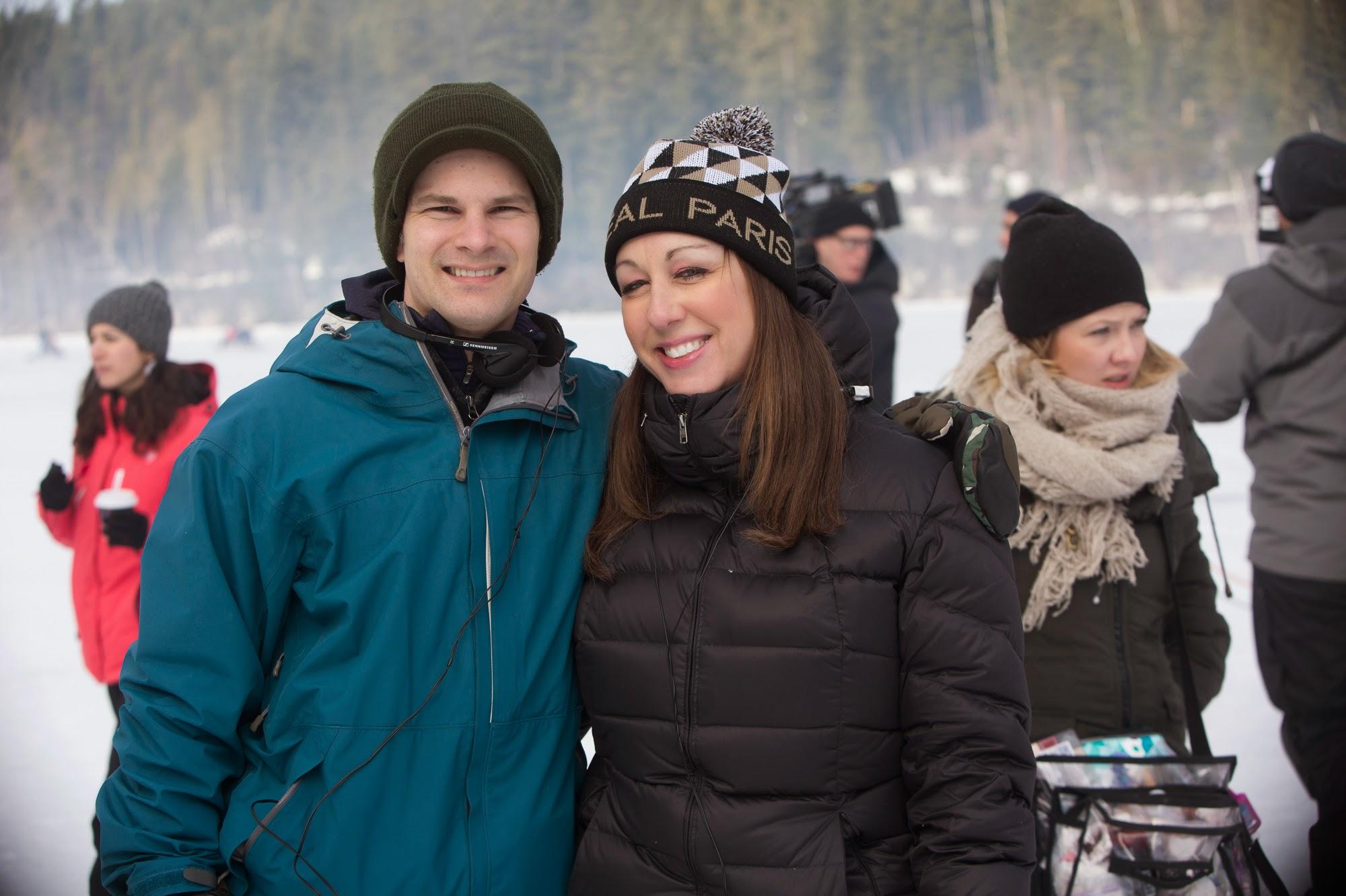 Producers Dylan Jenkinson & Robyn Wiener