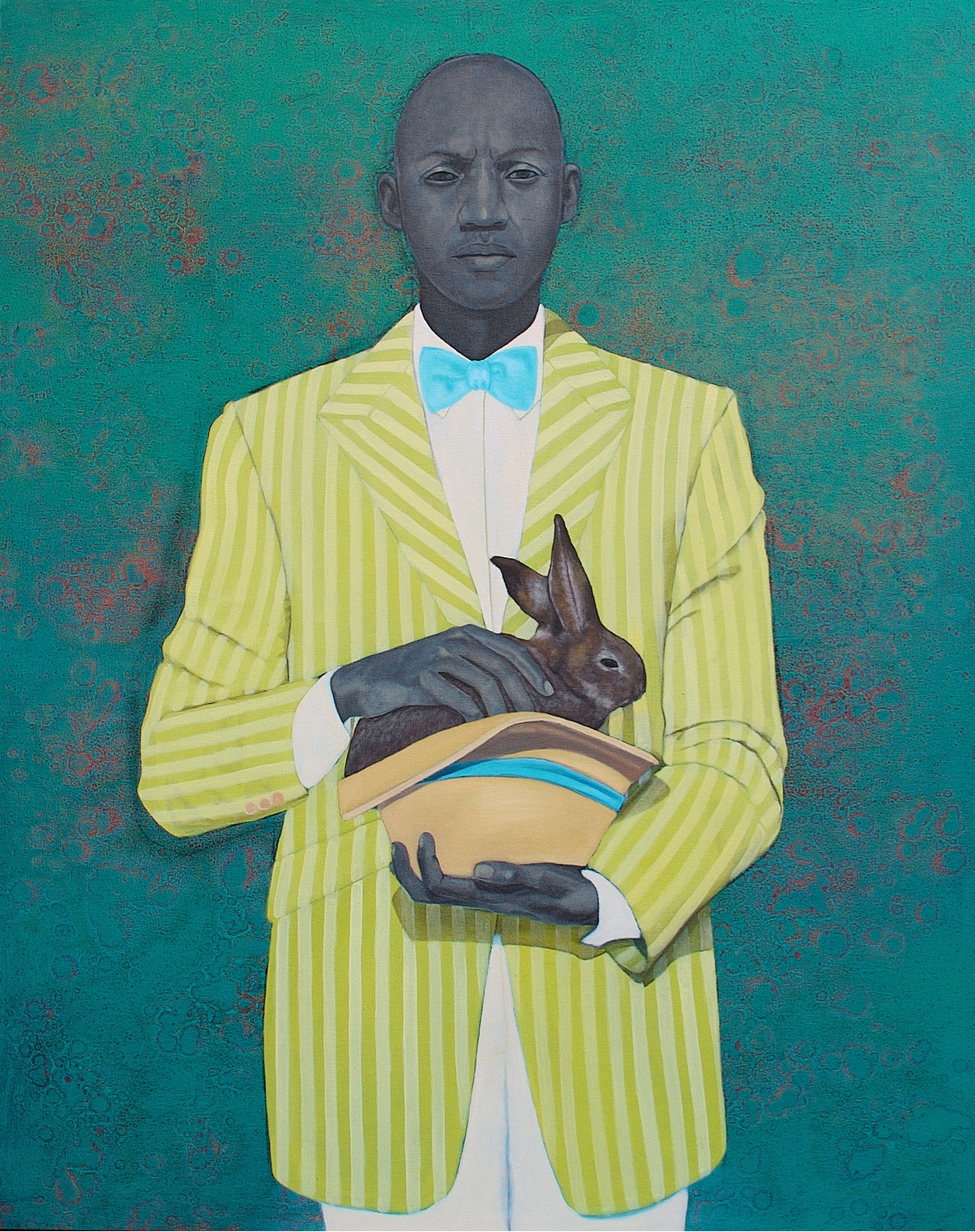 Amy Sherald - The Rabbit in the Hat