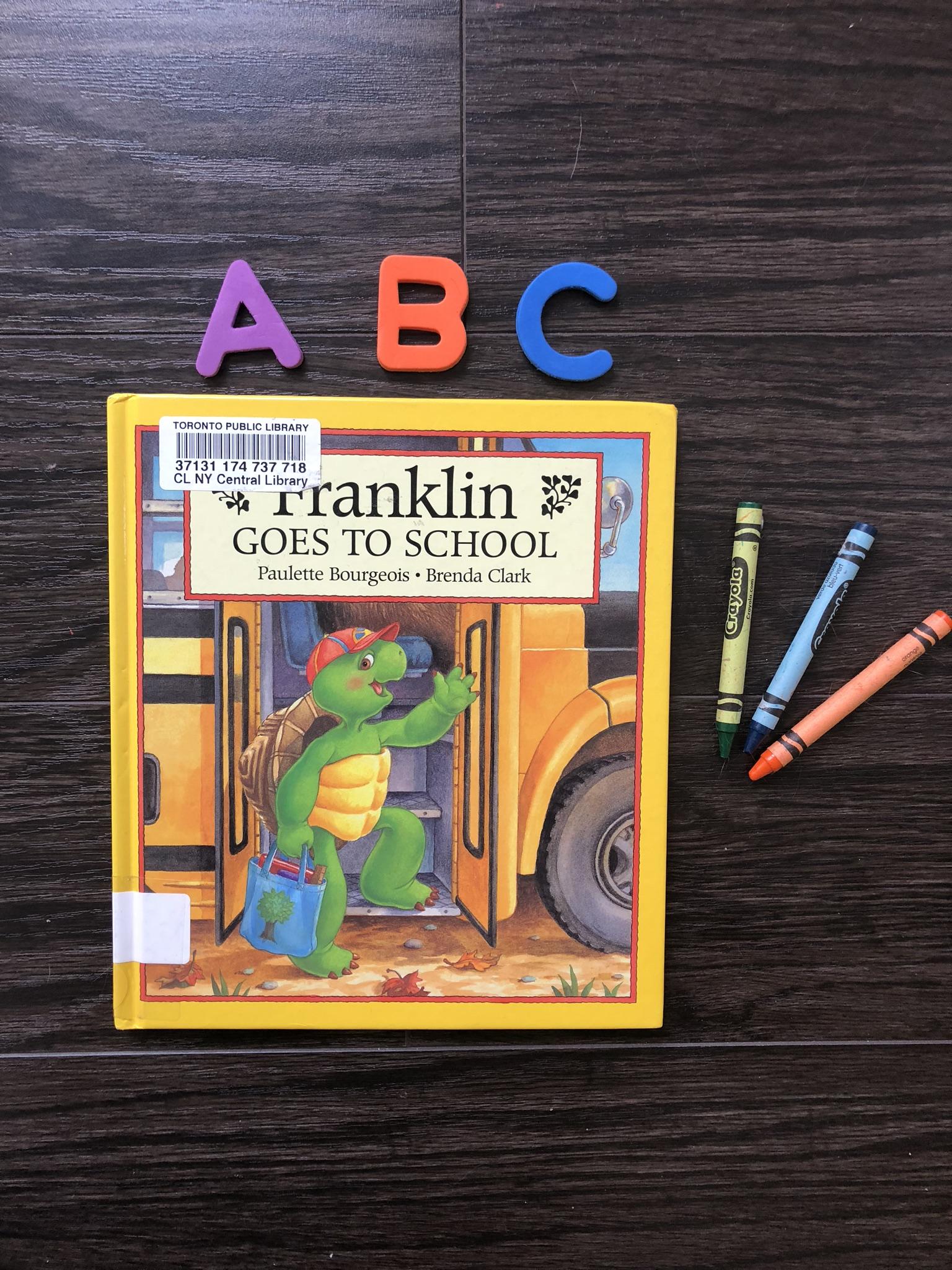 Franklin Bookstagram.JPG