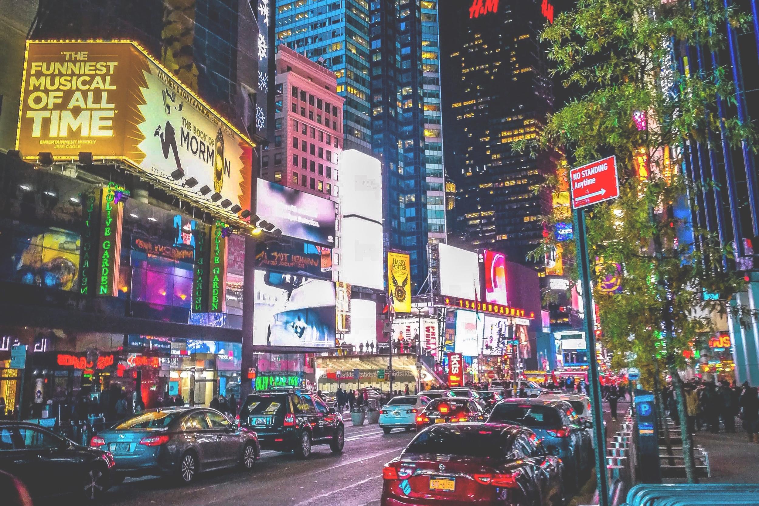 NEW YORK, NY - 12.28.18 to 12.29.18