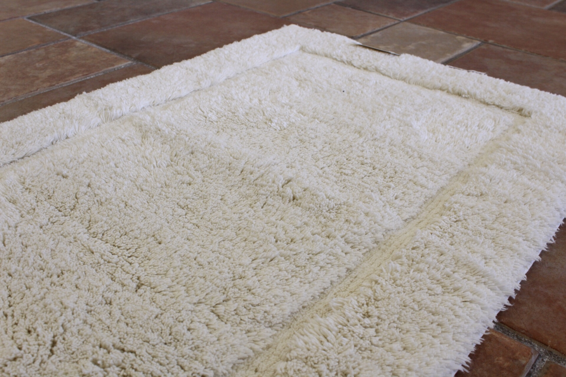 Your bathroom won't be complete without one of these bath mats from Matouk.