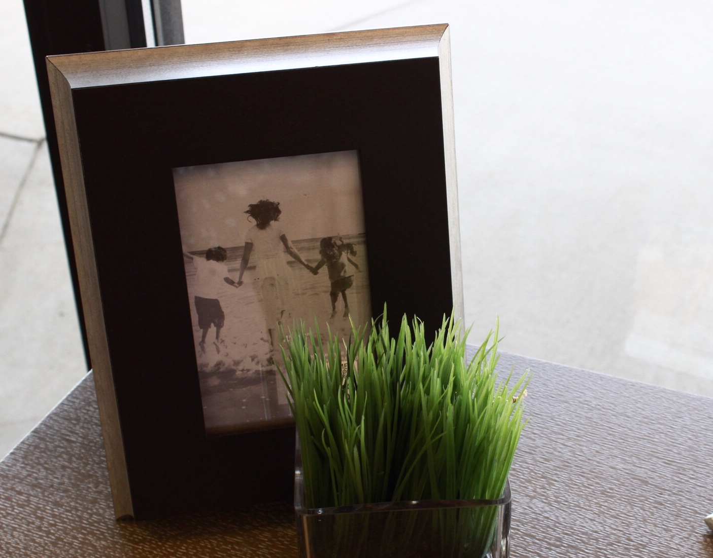 You'll want to make sure you have plenty of picture frames to keep your family and friends in sight.