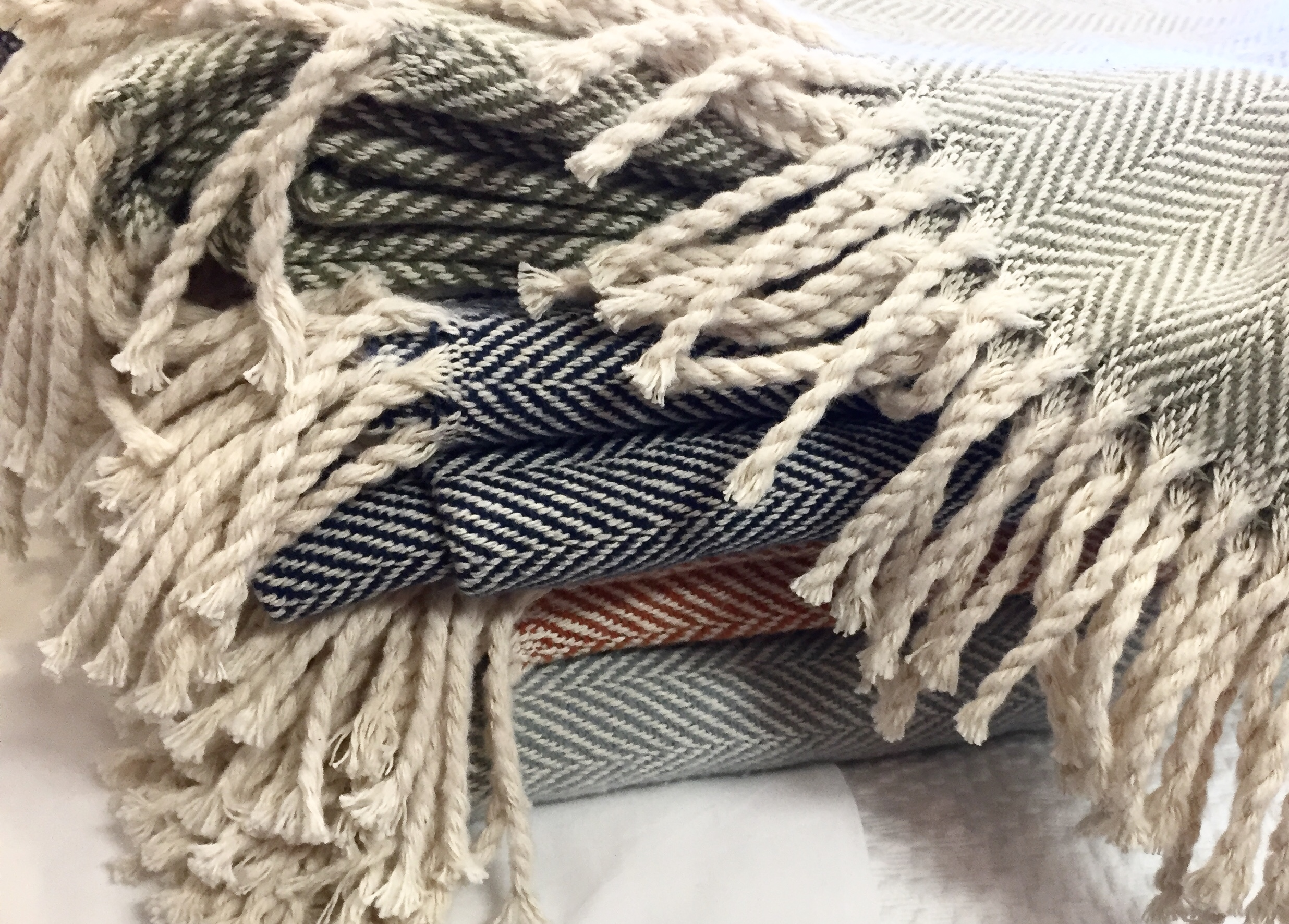 Your sofa won't be complete without a cozy throw.