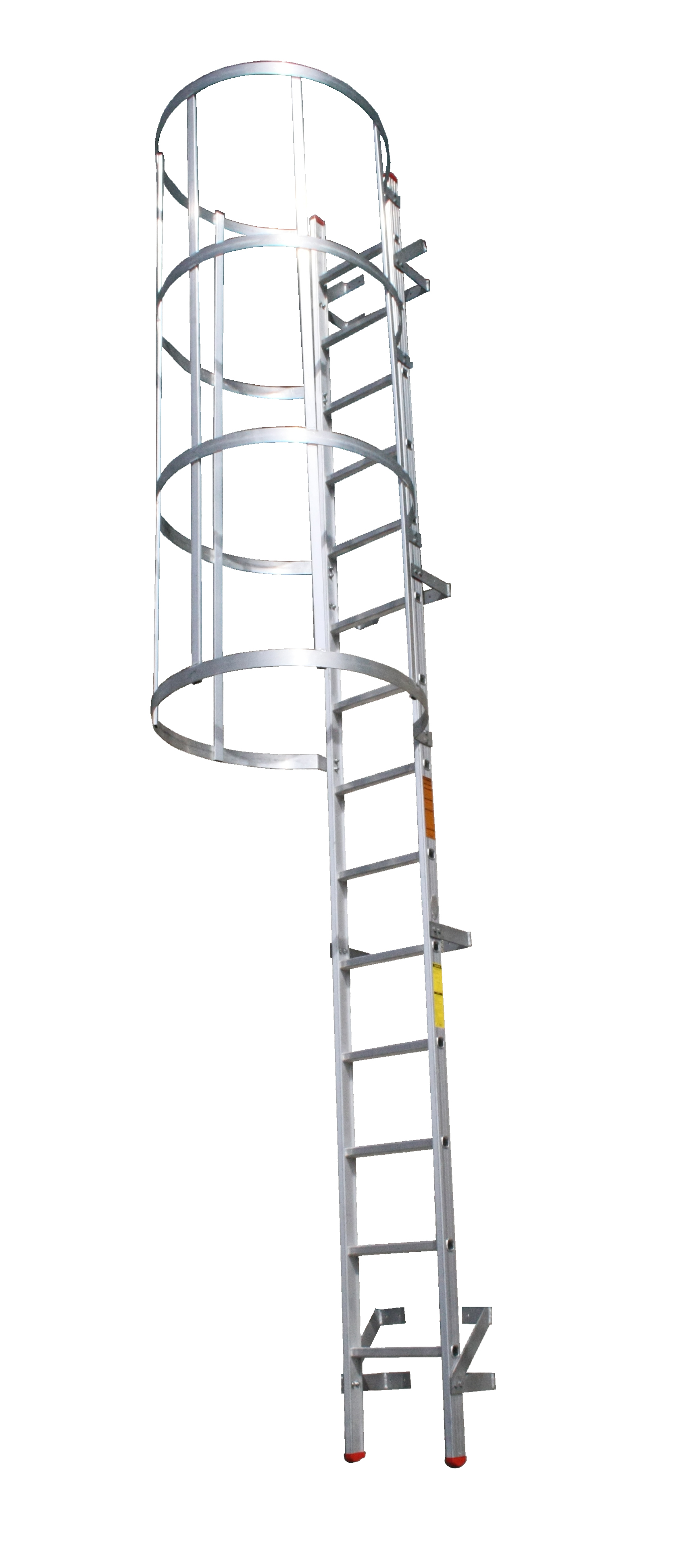 Aluminium Ladder with cage.jpg