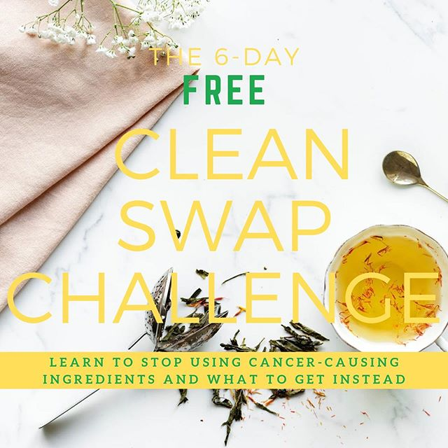 Coming soon so stay tuned! . Join my mailing list for the challenge exclusives! Link in bio. . #cleanswap #detoxkitchen #cleanproducts #cleanhome