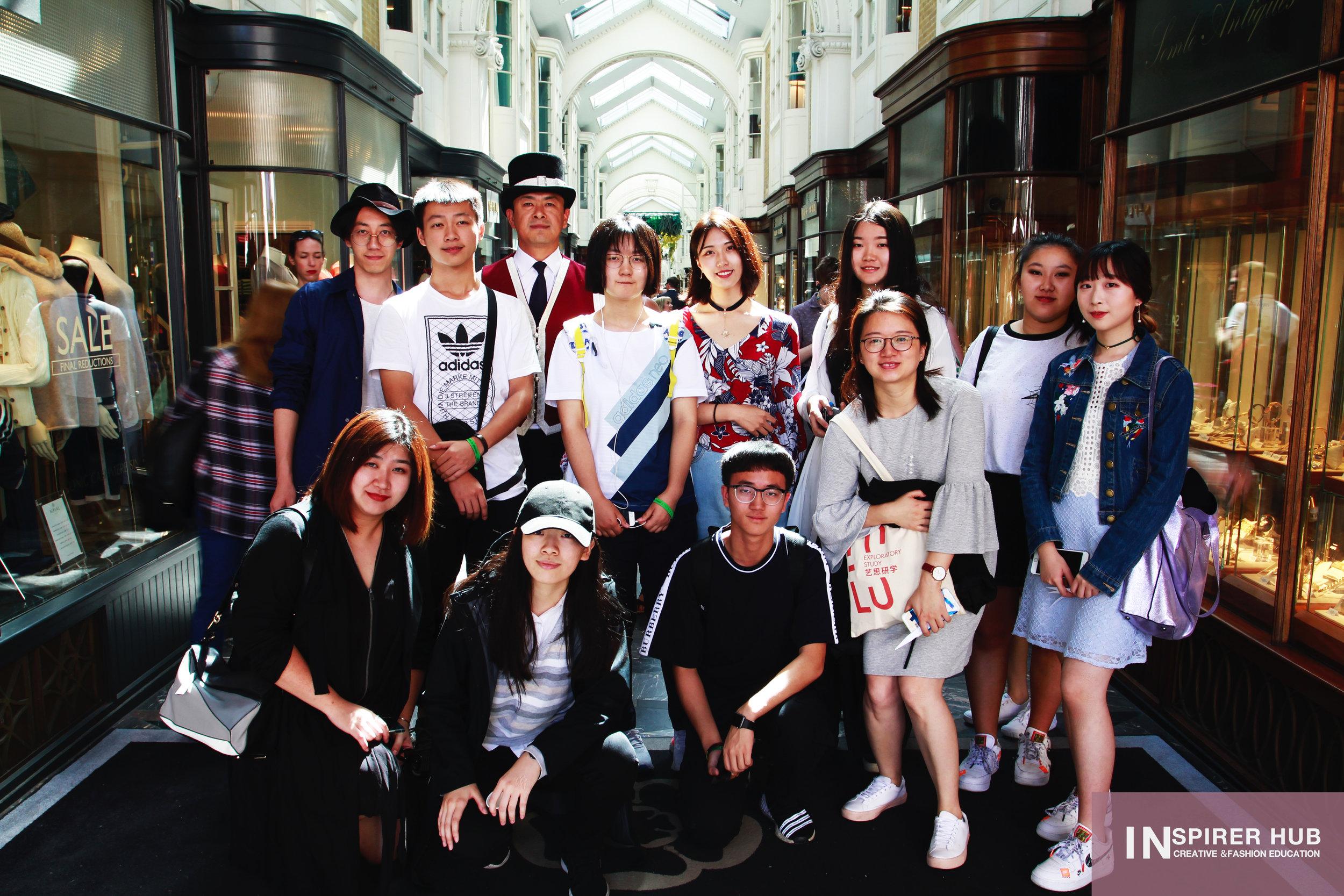 西伦敦艺术游学课程 - 2018 INSPIRER HUB艺术留学定制课程