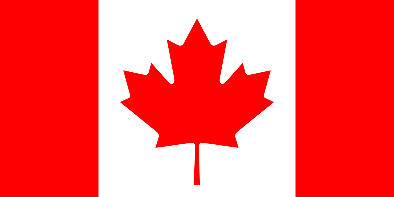 All provinces and territories
