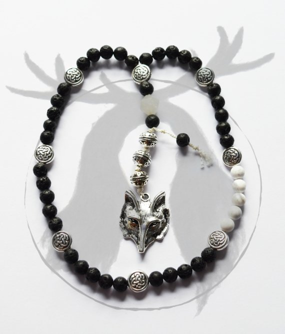 Cailleach Prayer Beads - click photo to view in the shop