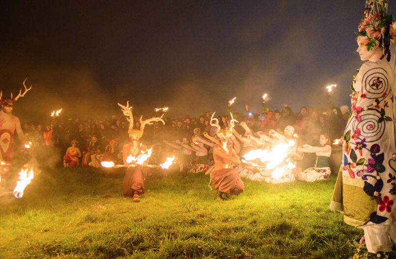 Photo copyright Jasper Schwartz for Beltane Fire Society