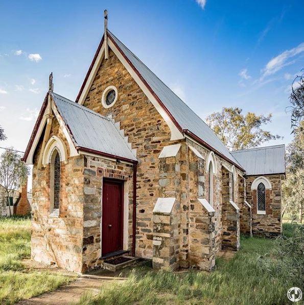 Photo Credit to: @exploredvisions, Bethungra Church.