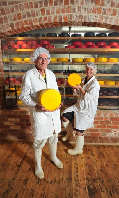 Coolamon Cheese Factory  Photo Credit:  The Leader News