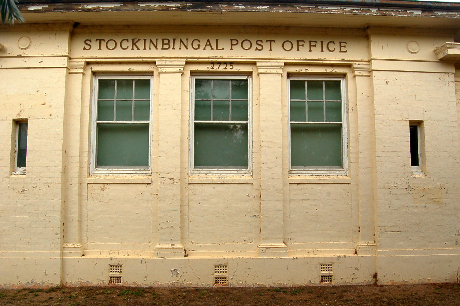 Stockinbingal Post Office  Photo Credit:   Cootamundra-Gundagai Regional Council