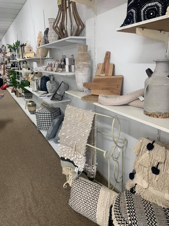Desi's Fabrics & Blinds Gift ware  Photo Credit:   Desi's Fabrics & Blinds
