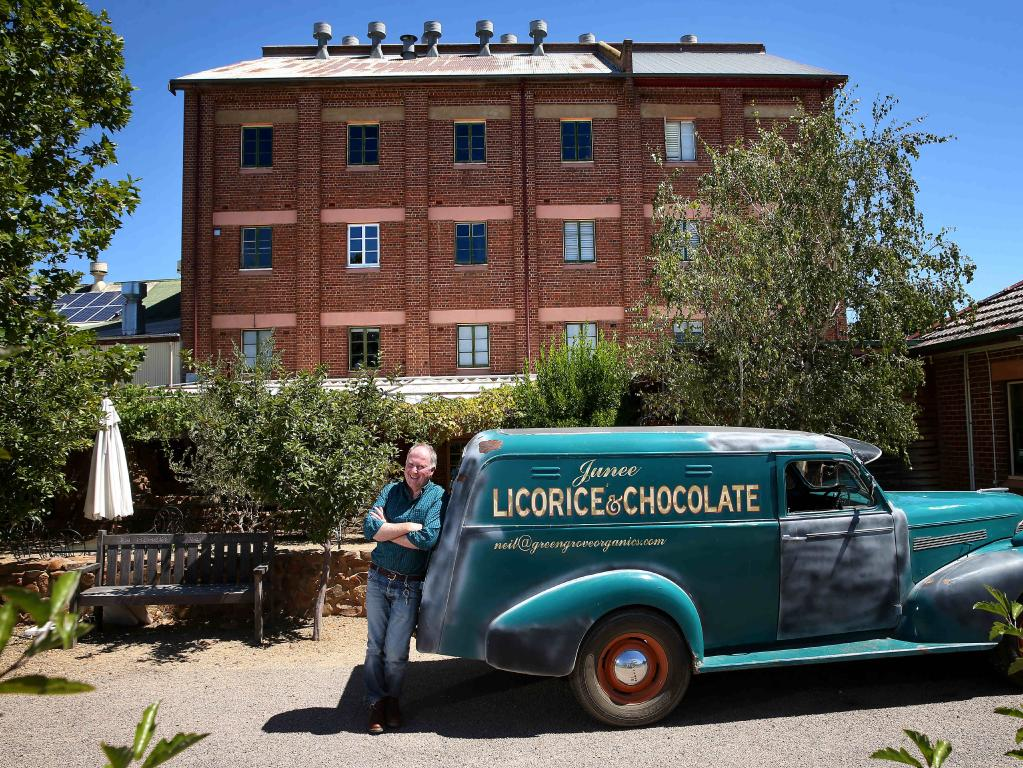 Junee Licorice Factory  Photo Credit:  Anna Lesslie, Communication & Event Coordinator