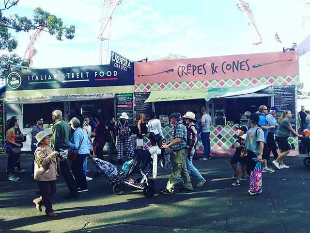 What a fantastic show!!!! A big thank you to @bigtonypuntino Crepes and Cones and WOW PIZZA for their support @sydney_royal_easter_show Can't wait to do it again!!!! If you want to get your hands on these awesome products!!! Well call or email us today!!! 0428059474 or pasquale@caffetrombetta.com.au  #sydney #royal #eastershow #2019 #bigtony #wowpizza #crepesandcones #italianstreetfood #cremacaffe #cremosito  #italianhotchocolate #natfood #caffetrombetta #australia