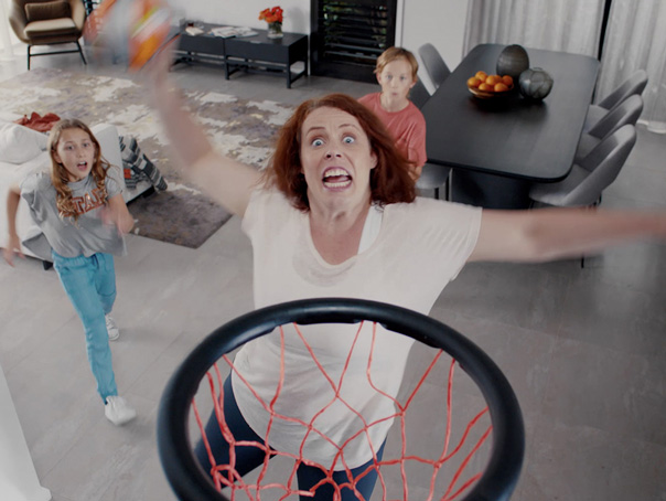 Our new campaign for Rawson was a slam-dunk. - Rawson Homes