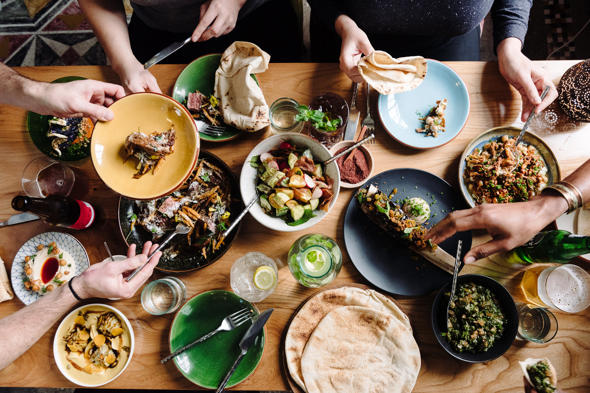 FEAST PRIVATE LUNCHES -