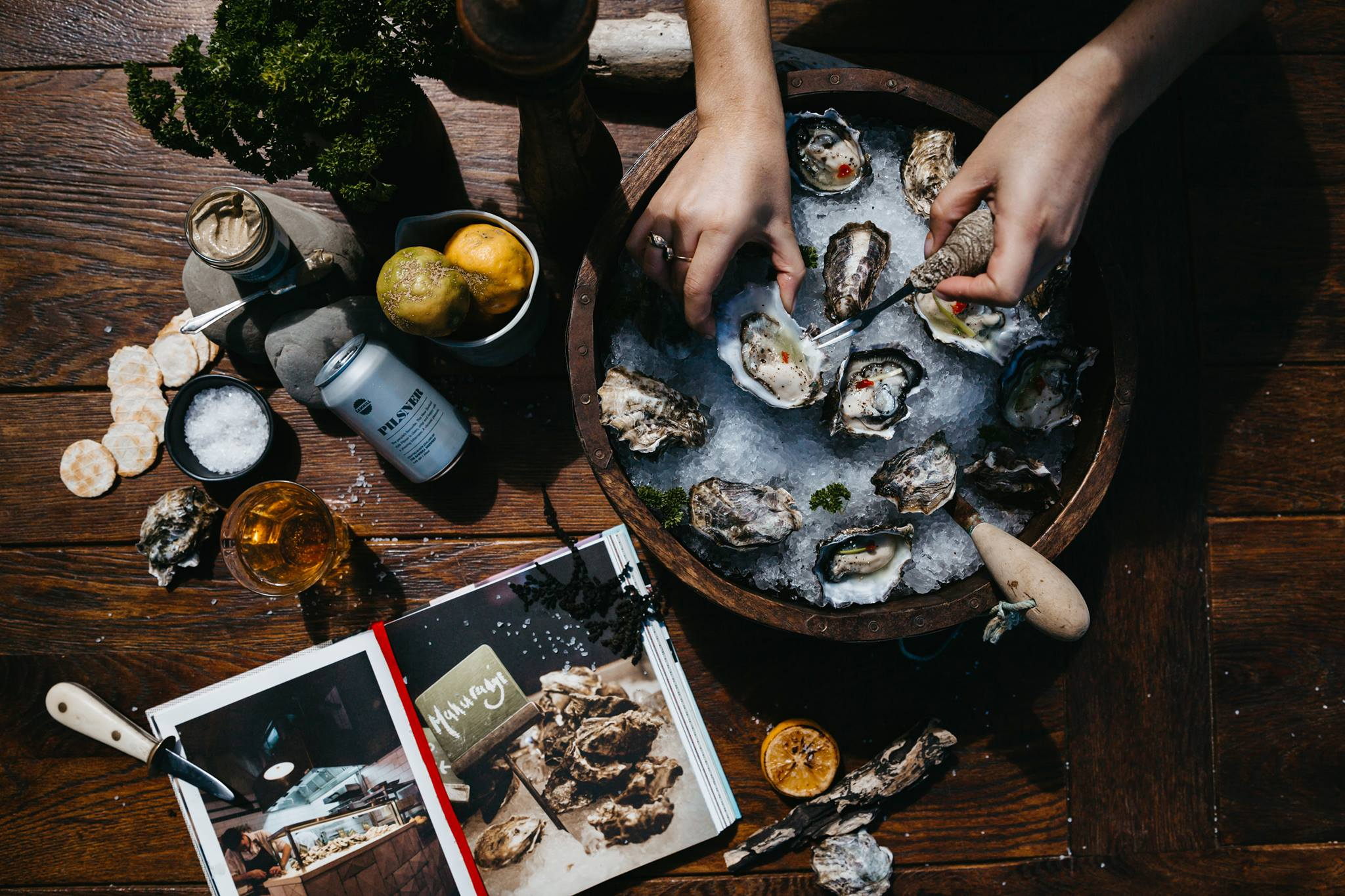 Oyster & Wine Festival -
