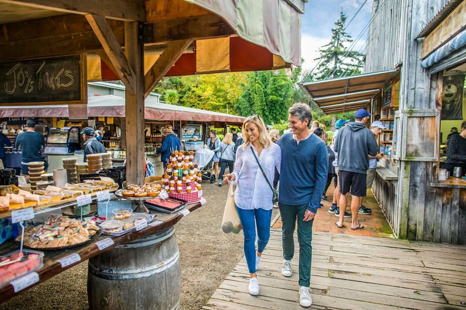 feast farmers' markets -