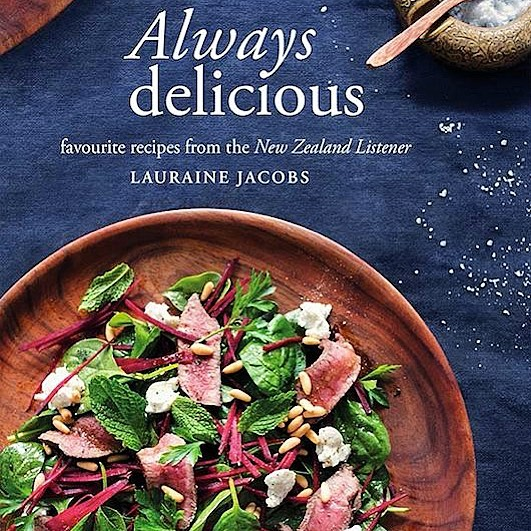 Join @thefarmersdaughter_omaha on Saturday 29th September for an enlightening discussion with well-known local food author and @nzlistenermag food columnist, @laurainejacobs and @cuisinemagazine editor, @kellibrett on current food matters, recipes, the restaurant world and other culinary issues, as they celebrate the official launch of Lauraine's new book, ALWAYS DELICIOUS. - A glass of wine and canapés will be served. You'll also be able to purchase a book and even have it signed by Lauraine! - To book please email 👇🏼info@thefarmersdaughteromaha.co.nz