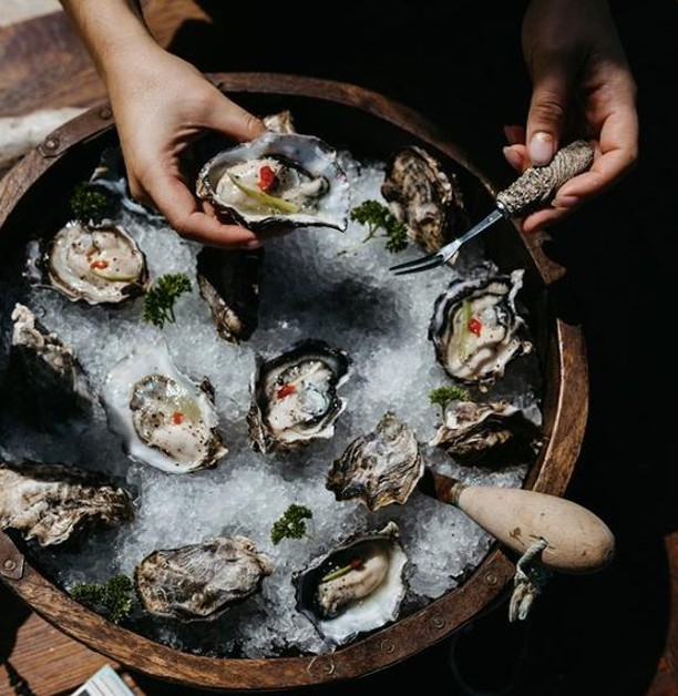 Only ONE more week to go till the @oysterfestmatakana ⠀⠀⠀⠀⠀⠀⠀⠀⠀ who's excited?! ⠀⠀⠀⠀⠀⠀⠀⠀⠀ Make sure you grab your tickets asap so you don't miss out on all the delicious salty beauties, plenty of local wine and head bopping beats all day long!⠀⠀⠀⠀⠀⠀⠀⠀⠀ Head to www.oysterfestmatakana.co.nz/tickets/
