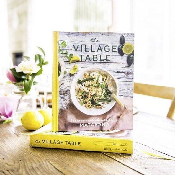 @thevillagetable is a gathering of recipes and stories from some of the many artisans, producers, families and local heroes who give Matakana such heart. ⠀⠀⠀⠀⠀⠀⠀⠀⠀ With over 130 recipes ranging from family favourites to the signature dishes of renowned local chefs, the mouth watering flavours and gastronomic tales will delight every foodie. ⠀⠀⠀⠀⠀⠀⠀⠀⠀ Available now for $49 from www.thevillagetable.co.nz or a range of local stockists! 👌🏼