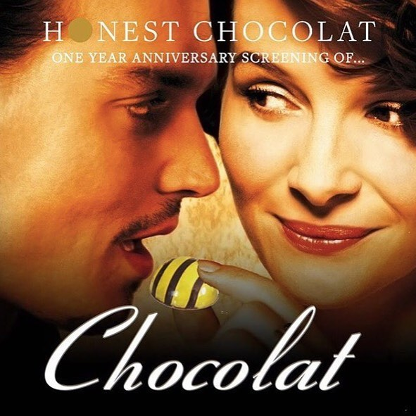 It's the last week of Feast Matakana and we're calling all chocoholics! @honestchocolat little shop is turning one and to celebrate, there will be a special screening of the movie Chocolat at @matakanacinemas on Sunday 14th October, 5pm with lots of Honest Chocolat goodies! Buy your tickets from the Matakana Cinemas 🍫 - What better way to spend your Sunday avo than with delicious chocolate and Johnny Depp 😛