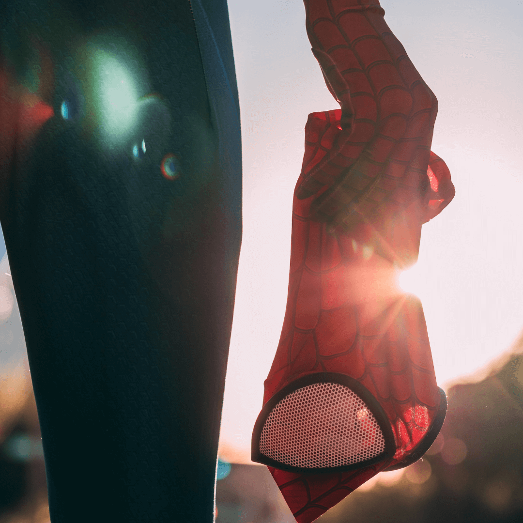 Be a superhero for children living with cancer