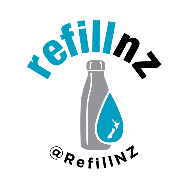 About - New campaign started in Oct 2018, to reduce the amount of single use plastic being used and thrown away.In particular reducing the amount of bottled water bought by making it easy and free to refill with tap water at cafes, bars, museums, and other businesses, throughout NZ. This is based on Refill in the UK and refillmybottle in Indonesia.