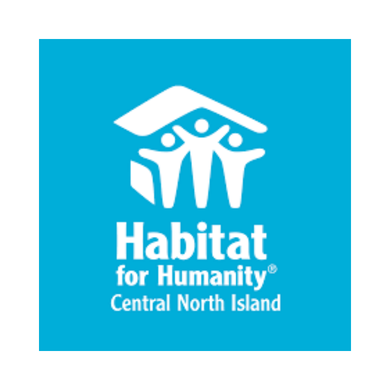 About - Habitat for Humanity Central North Island is here to help people in our region with a decent place to live. Habitat Central North Island's region stretches from Waikato to Gisborne. We always have projects on the go, and with six ReStores in our region there is always is a volunteer opportunity available.