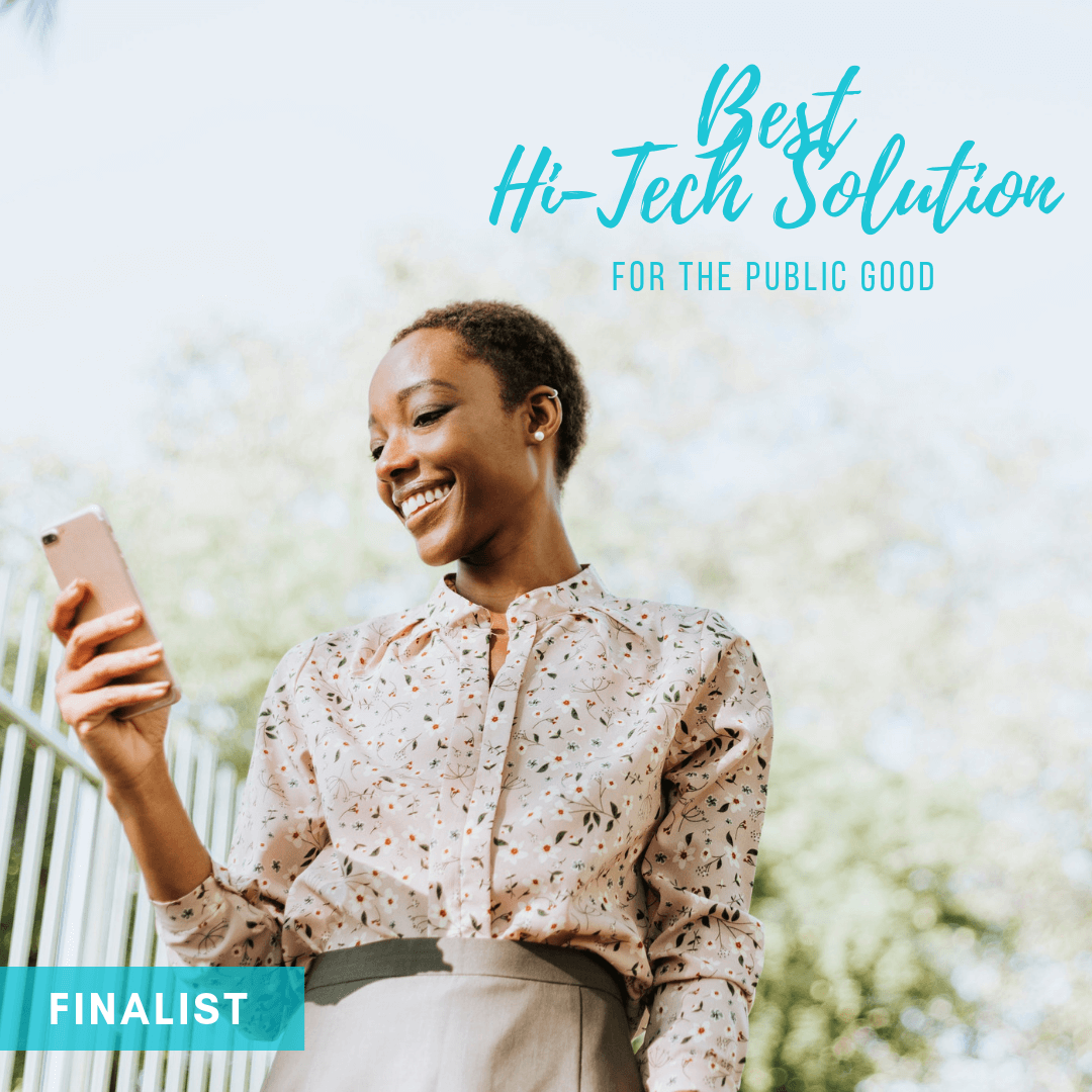 - For the second year in a row Collaborate has been named a finalist in Best Hi-Tech Solution for the Public Good category. We are absolutely thrilled by this achievement as it celebrates the thousands of people who are the community behind Collaborate. If you are one of the thousands of people who have consulted on, co-designed and used Collaborate then this is for you! While the technology helps the connections, it is the people, the volunteers and the community organisations that really make a difference. We want to say a massive thank you to everyone who has helped shape Collaborate and turn it into what it is today.