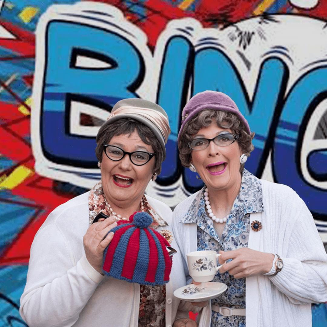 Ethel & Bethel - Bingo