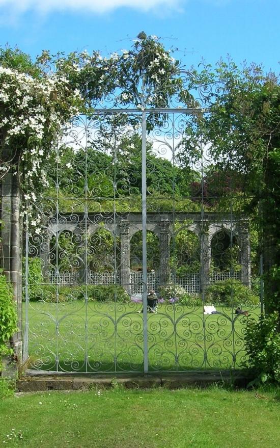 2000 – GATES RESTORED BY MIHAI COCRIS
