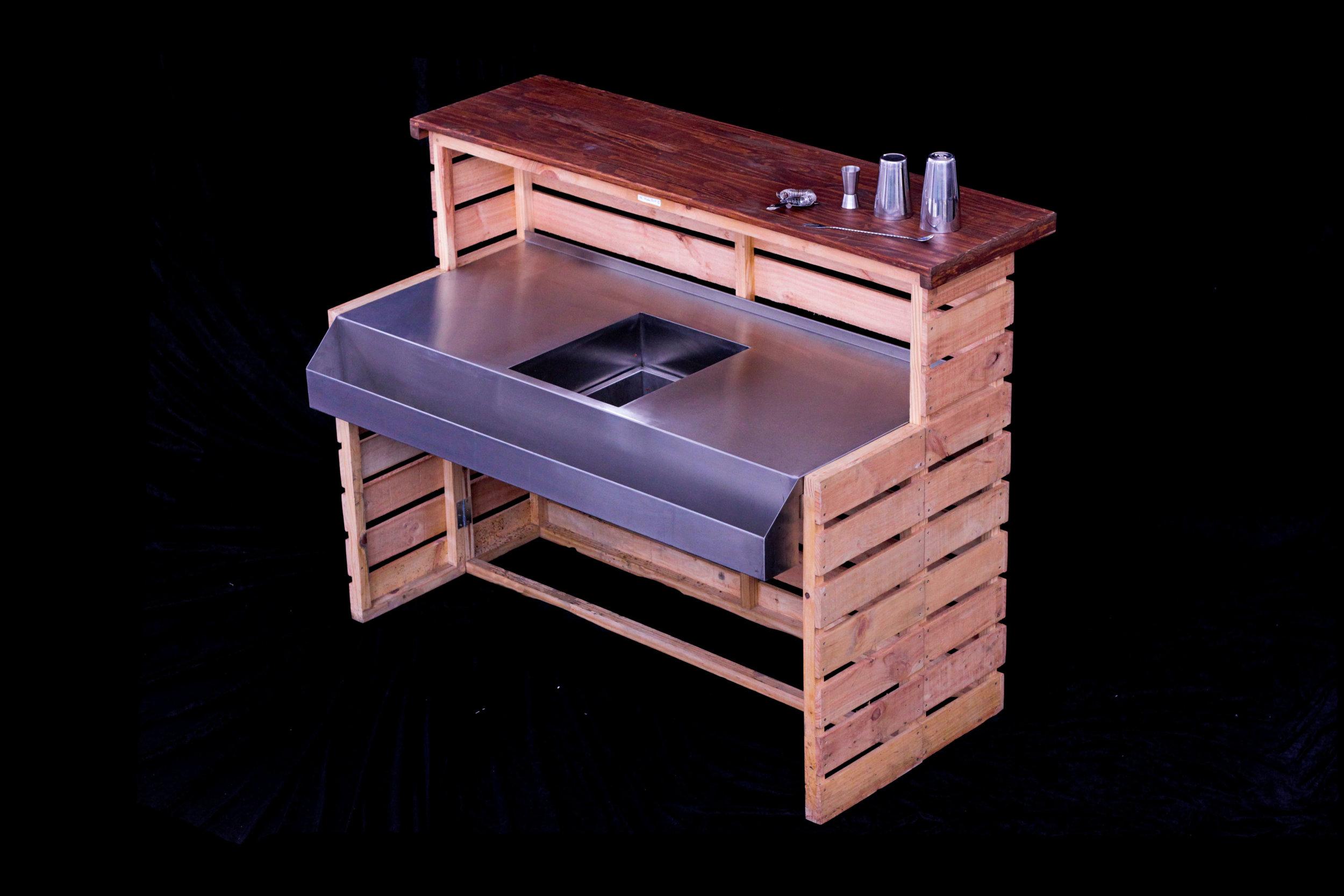Standard Wooden Pallet Bar
