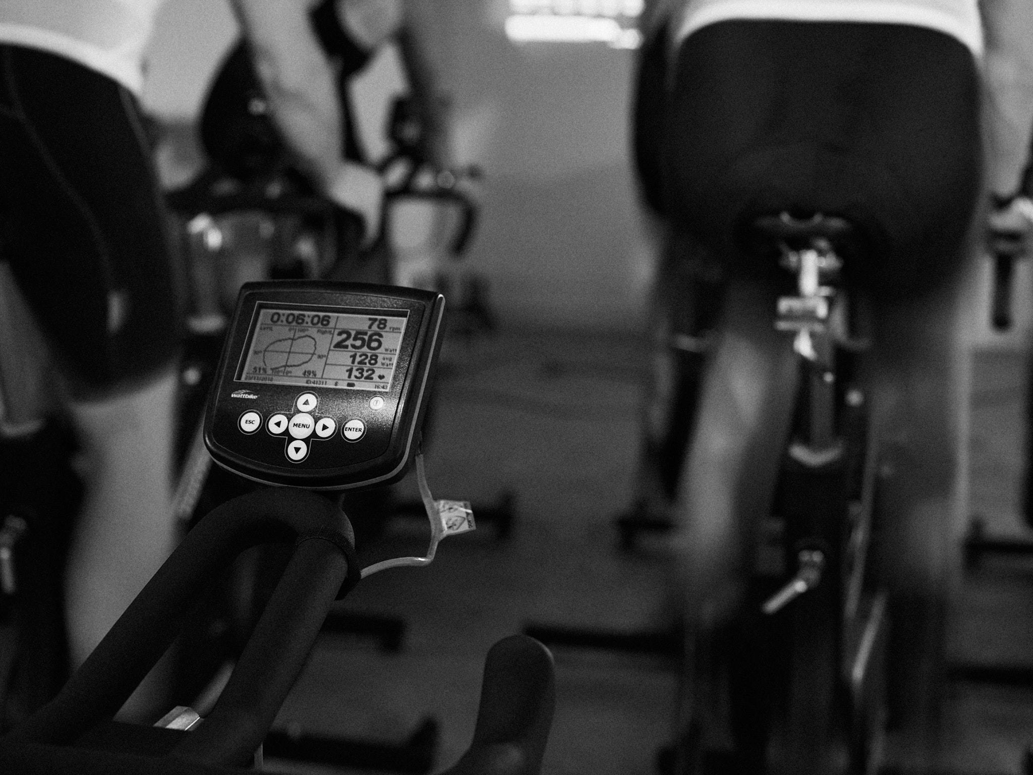 Din display på cykeln - WattBikes samlar in all din effekt- och kadensdata vilken sedan sammanställs och visas framför dig via vårt digitala system. Cyklarna ger dig också en pedalteknik-analys i realtid som visas på skärmen för varje cykel.