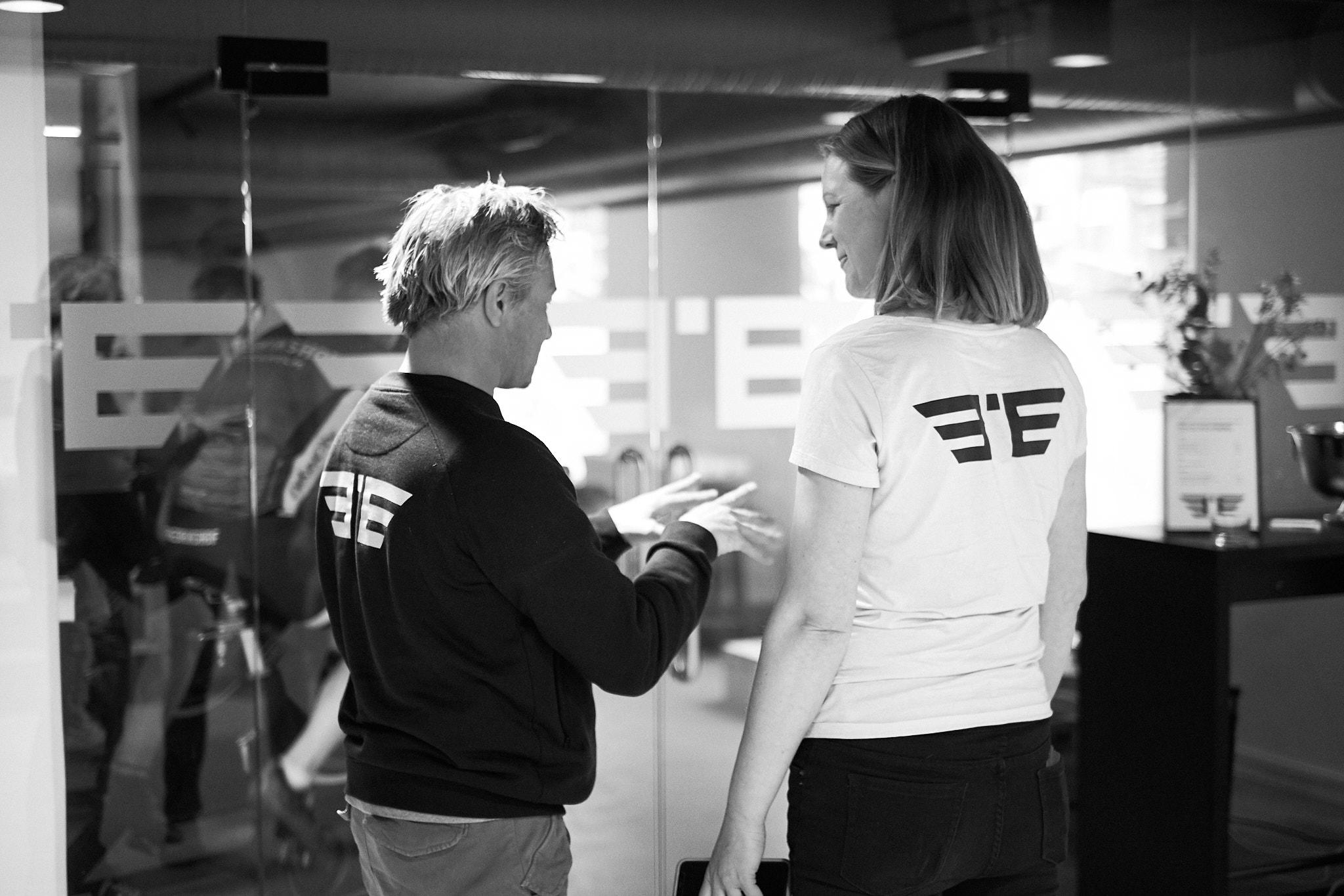 Möt vår personal - Kom till Studio l'Echelon och möt vår personal. Vi berättar hur vi hjälper dig bli en bättre cyklist.