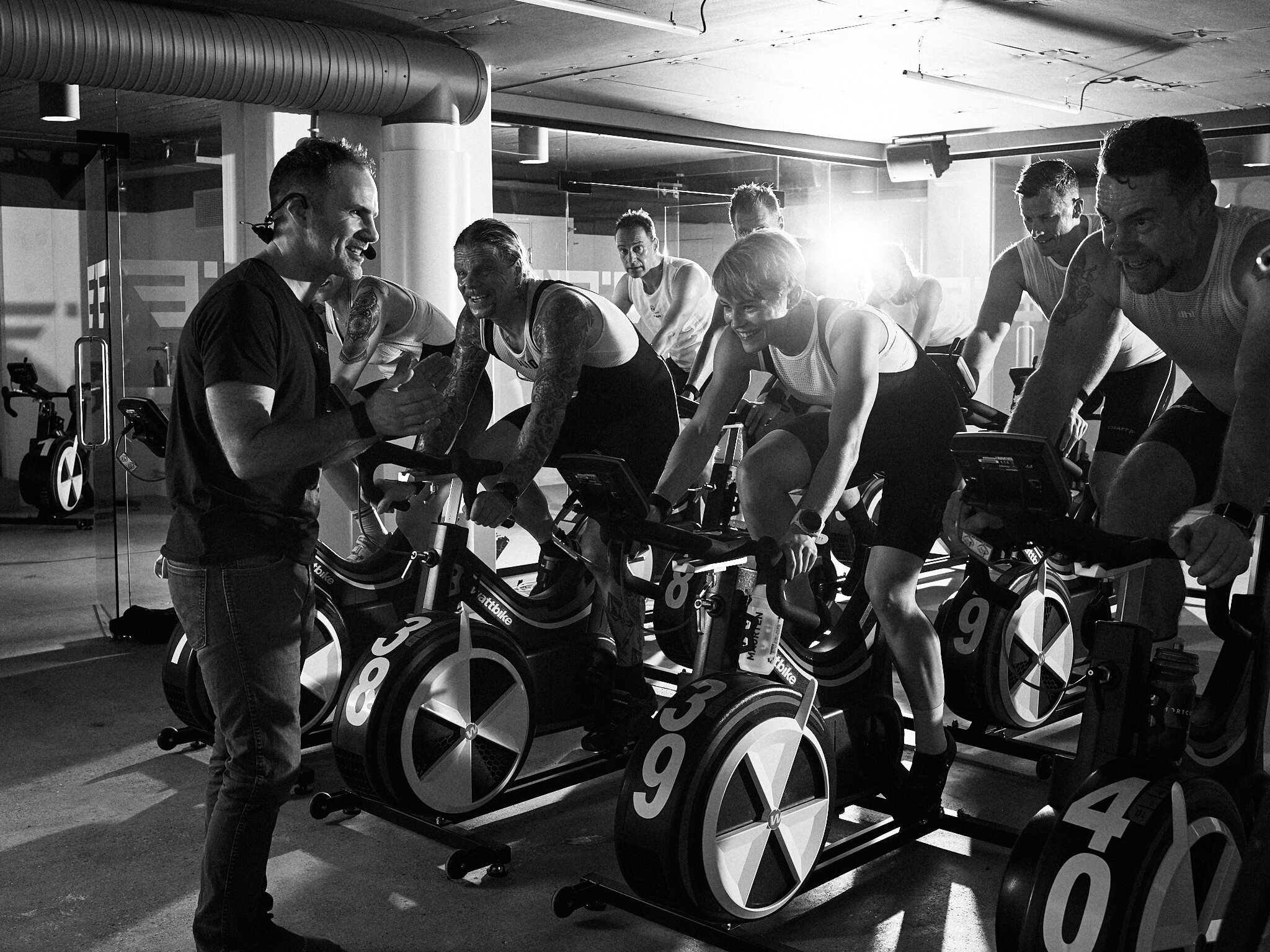 COAch - We're looking for keen cyclists who understand training with power and have experience coaching classes. If you think you have what it takes to be part of the best cycling studio in Sweden, please get in touch! Send your CV and a short paragraph about yourself to selby@studiolechelon.com