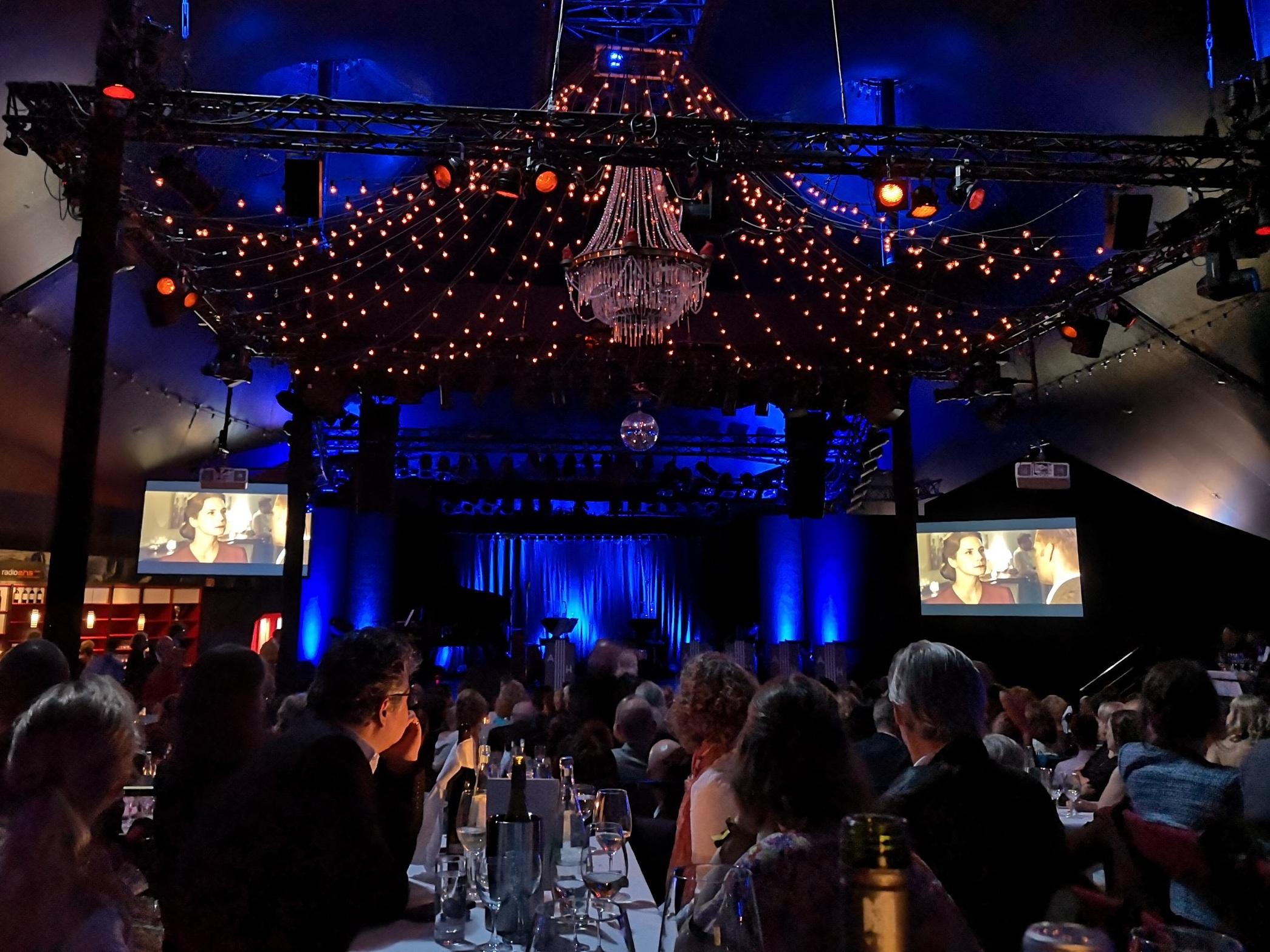 Deutscher Synchronpreis - The award ceremony honors German film dubbing as high art. Published in Deutsche Welle.
